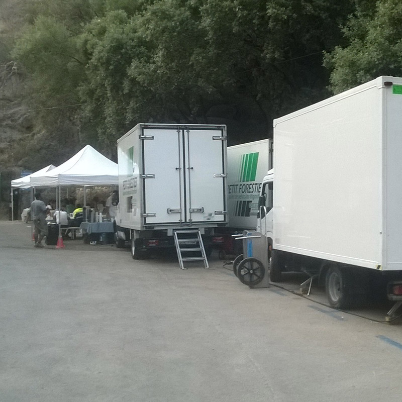 TV film crew catering image 06